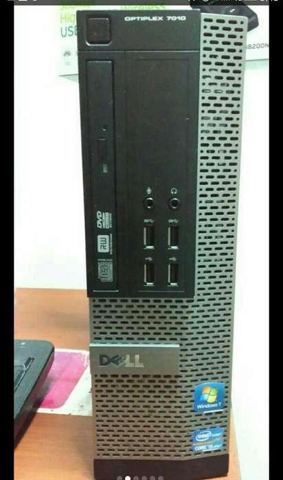 Computadora Dell, Monitor,wifi, Tarjeta