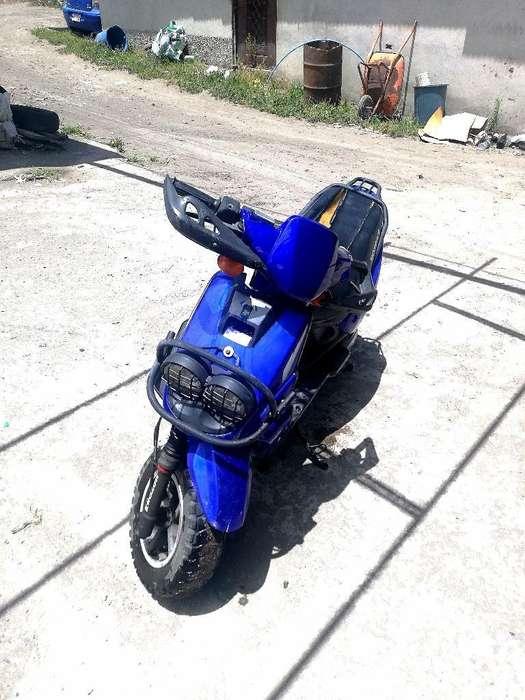 Moto Fatty 150 Precio Negociable