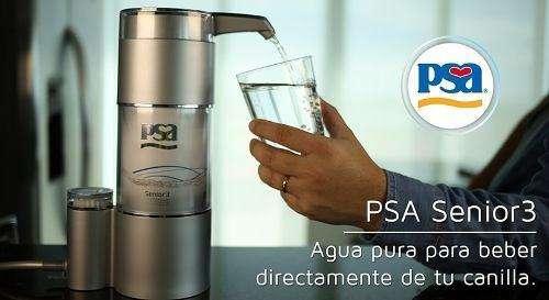 Purificador Psa Senior 3 Plata13 Filtrosenvio Gratis