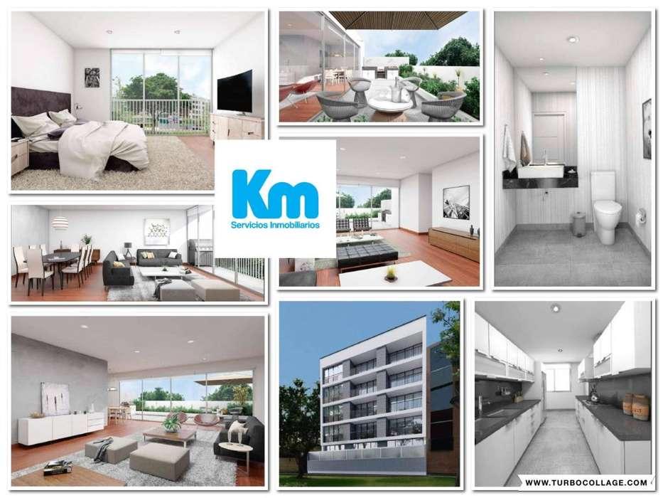 Pent House / Departamento de venta 502. Ernesto Montagne CDRA 1 Miraflores - Lima