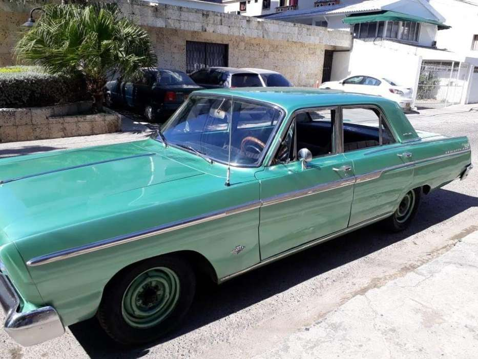 <strong>ford</strong> Otros Modelos 1965 - 27000 km