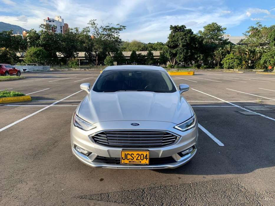 Ford Fusion 2017 - 35000 km