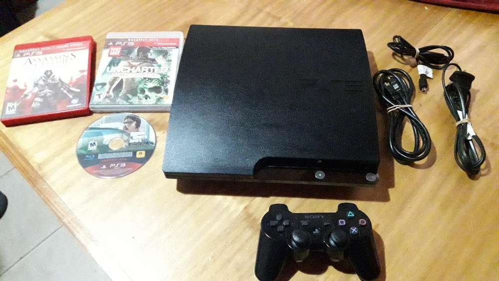 Vendo O Permuto Playstation 3 160gb