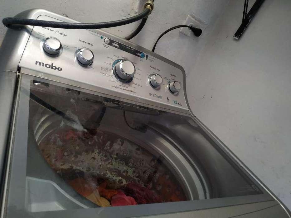 Lavadora Mabe 22kg
