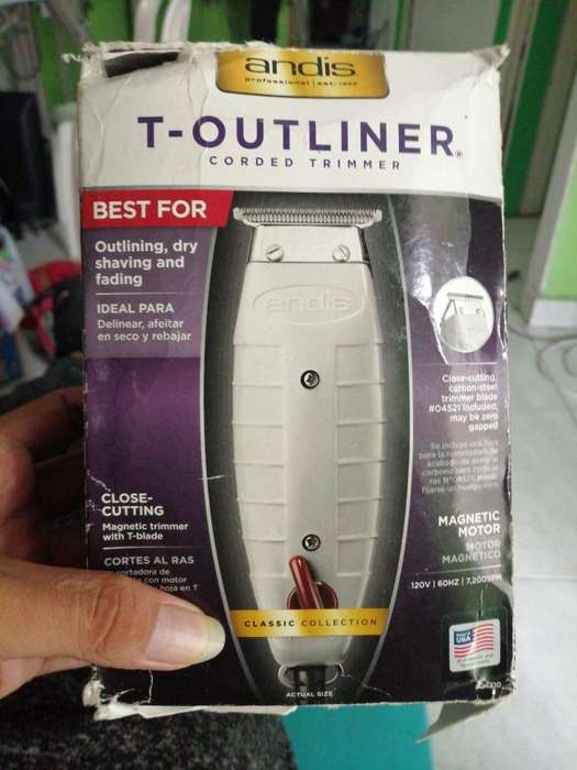 Se Vende Maquina Patillera T-outliner