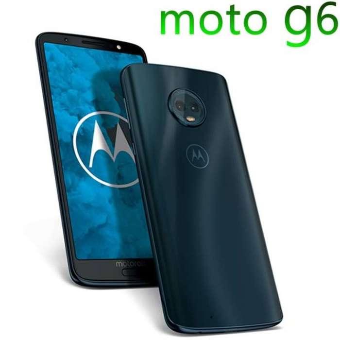 Vendo O Permuto Moto G6 Impecable