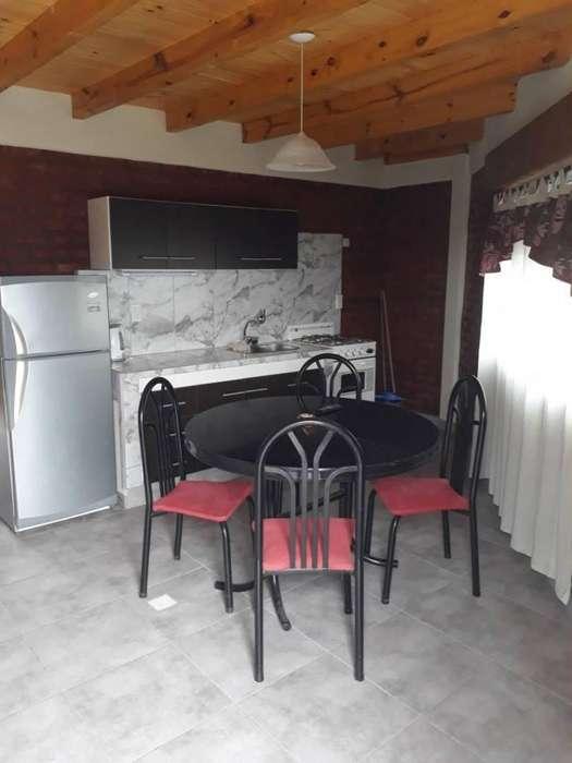 qr52 - Departamento para 3 a 8 personas en Bahia San Blas