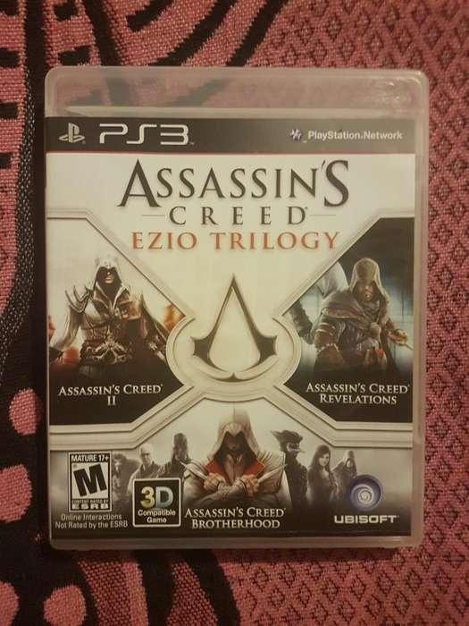 Assassin's Creed: Ezio Trilogy para Ps3