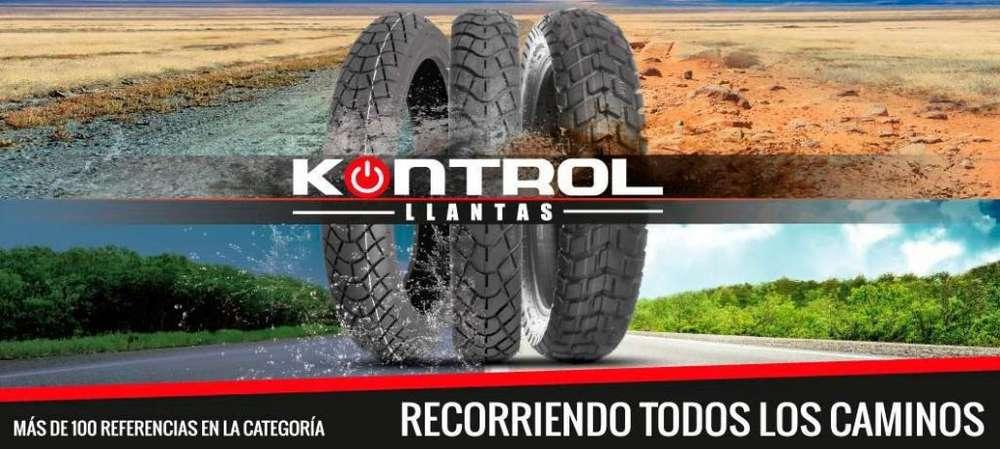 Llantas Moto Credito Y Contado