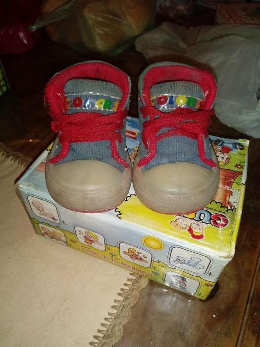 Zapatillas Botitas Bebé