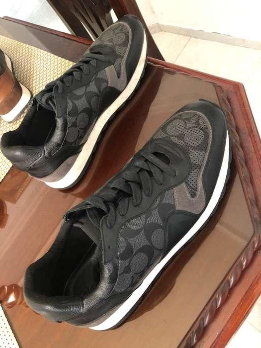 Zapatos Coach Talla 11 Originales