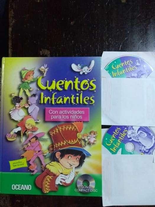 Vendo Libro de Cuentos Infantiles