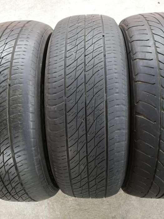 <strong>llantas</strong> 215 65r16 Dunlop Oferta 70 El Juego