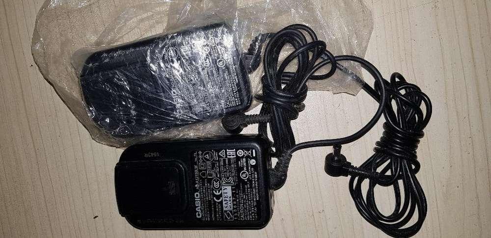Adaptador Casio Ctk 7200