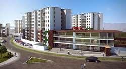 Venta de departamentos modernos y muy acogedores de 66m2 por Proyecto Valle Blanco, Arequipa