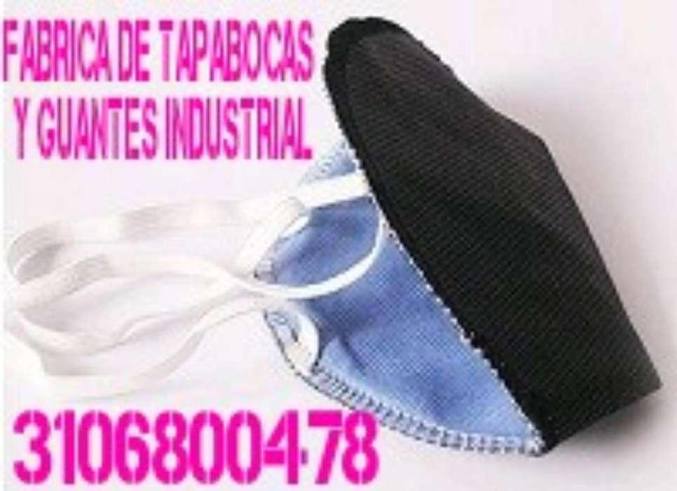 Tapabocas Y Guantes