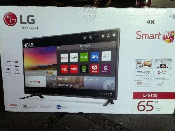 Televisor Led 65 Lg Smart Garantía 1 Año con Precio Excelente