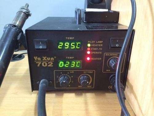 estacion de calor yaxun 702