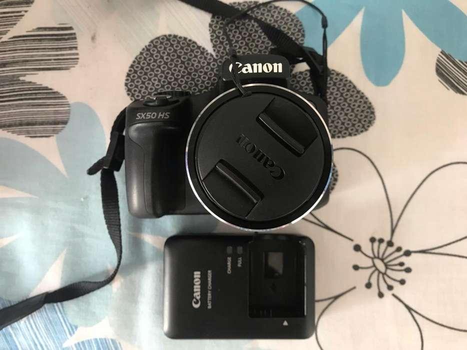Video Cámara Canon Sx50 Hs