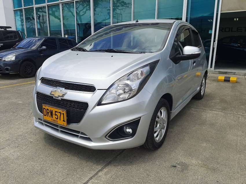 Chevrolet Spark Gt Ltz 2018 Carros 1104570140