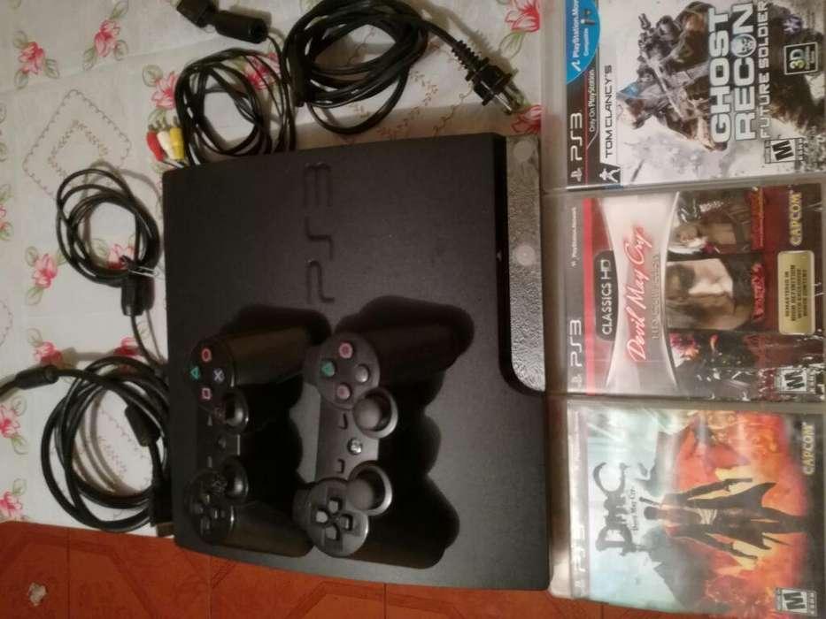 Vendo Playstation3 Sony Original