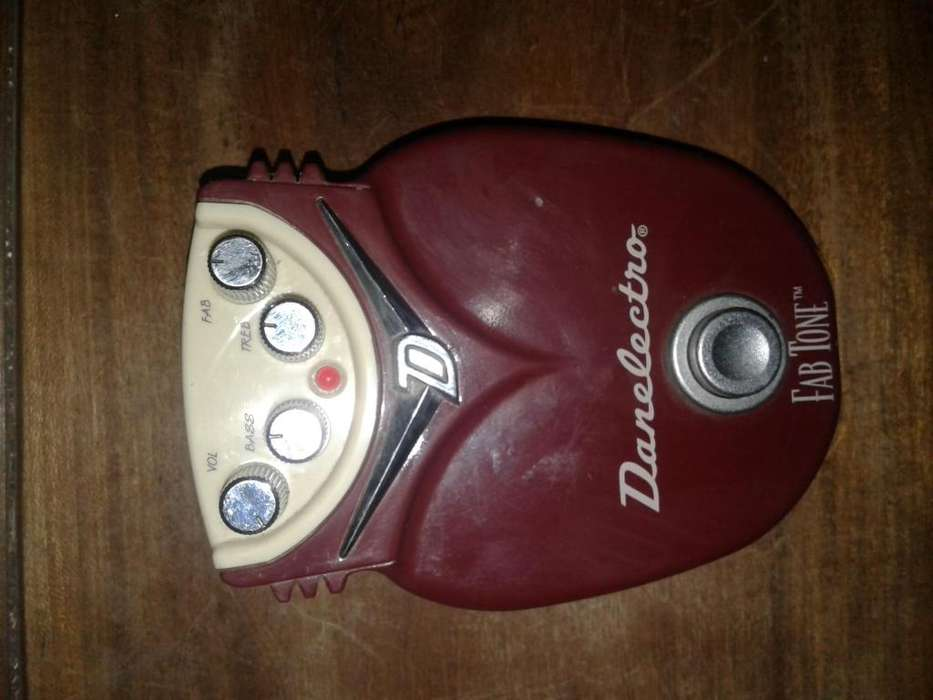 Vendo Pedal de Distorsion