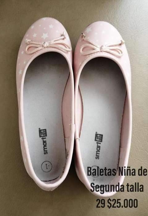 Zapatos para nia