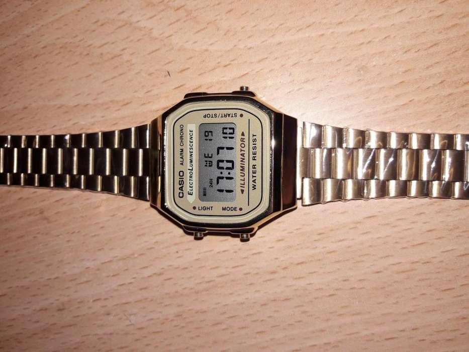 reloj Casio vintage retro