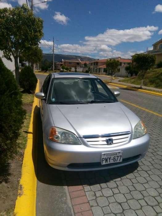 Honda Civic 2001 - 160000 km