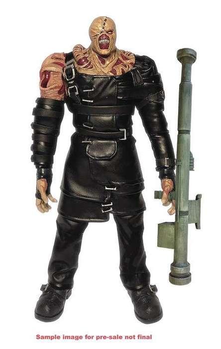 Estatua Resident Evil - Nemesis