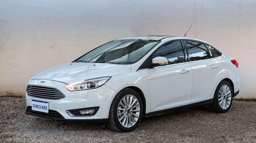 Ford Focus 2016 - 15000 km