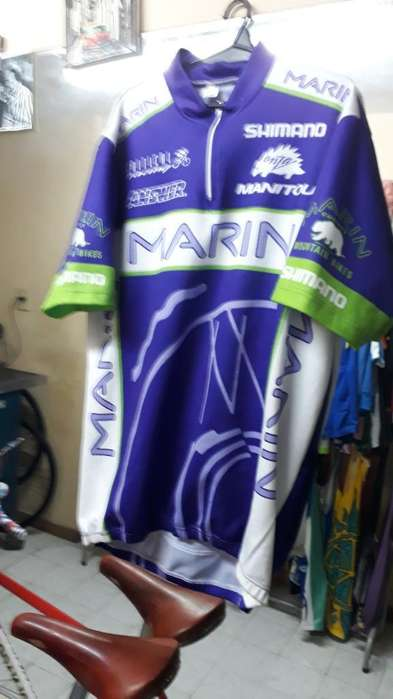 Remeras Ciclismo Talle Xl