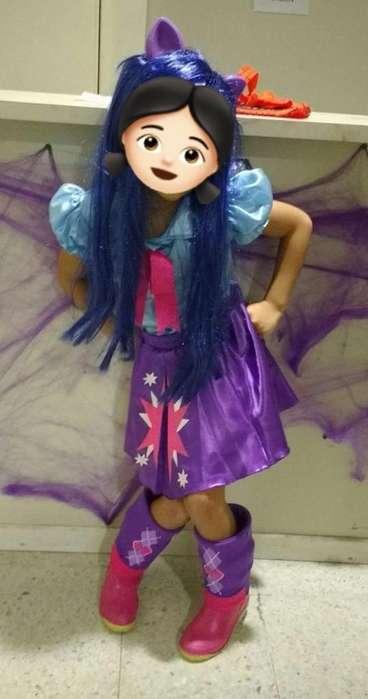 Disfraz Little Pony