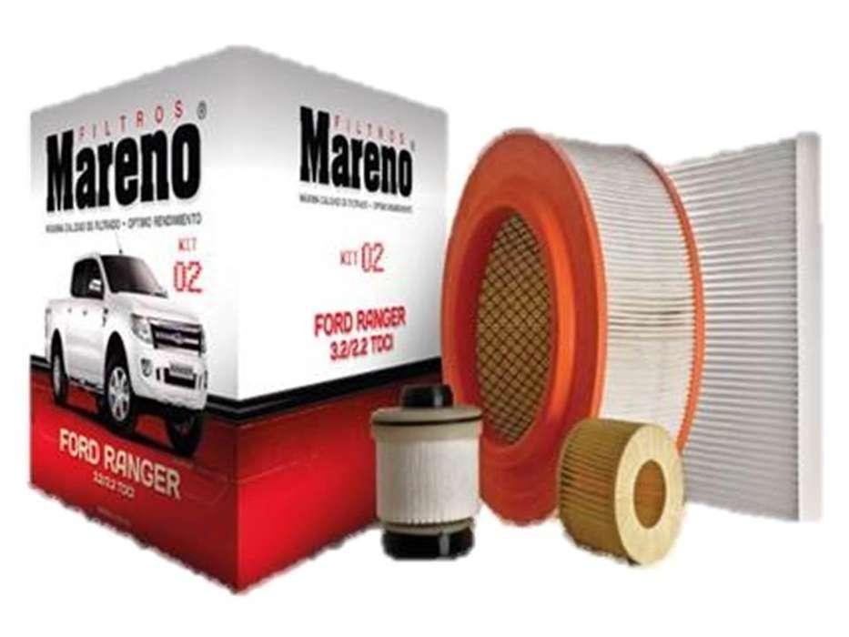 KIT DE <strong>filtros</strong> MARENO