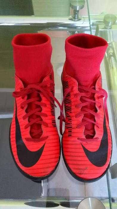 Botines Nike Mercurial Botitas 23cm