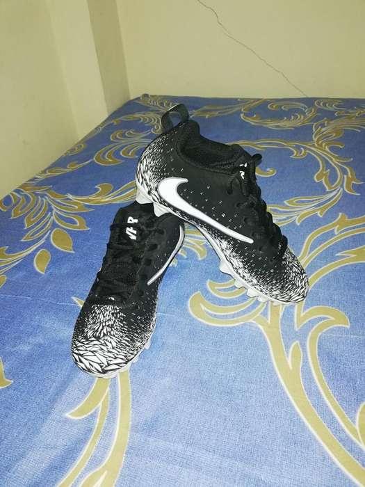 Pupos Nike Vpr, Talla Us 1y, Originales