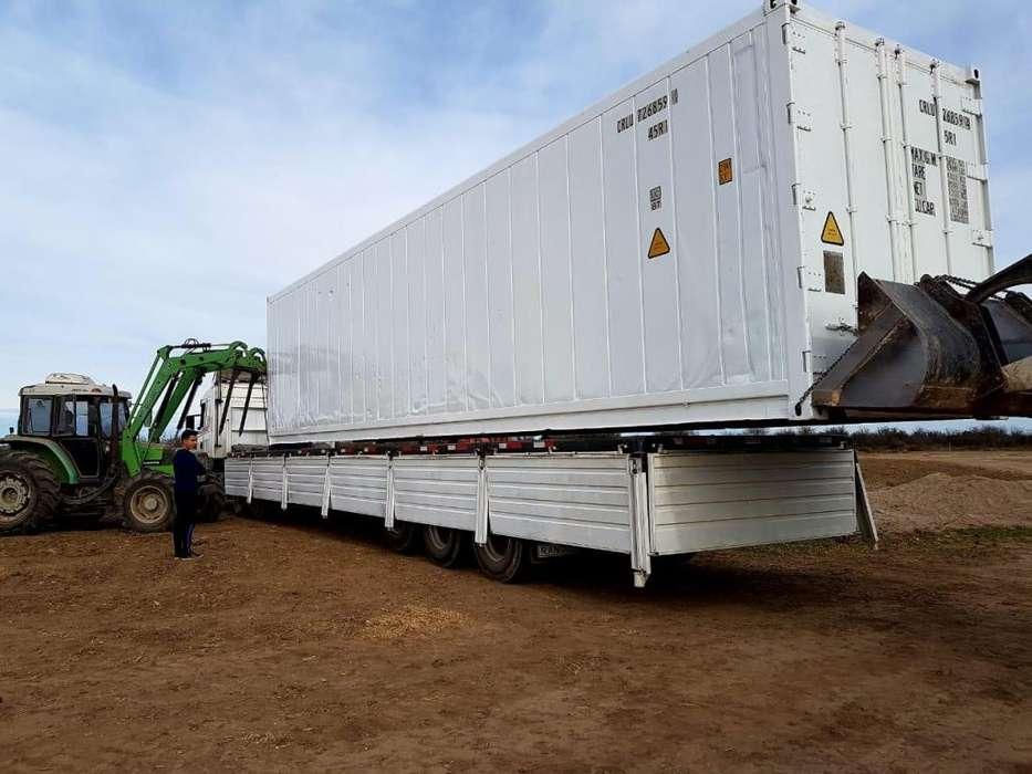 Reefer 20 y 40 pies H/C. Contenedores marítimo refrigerados