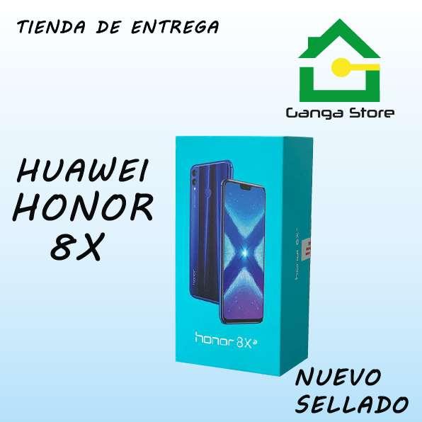 Huawei Honor 8x Nuevo con Garantia