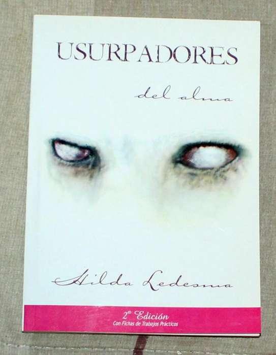 Libro Usurpadores del Alma Hilda Ledesma