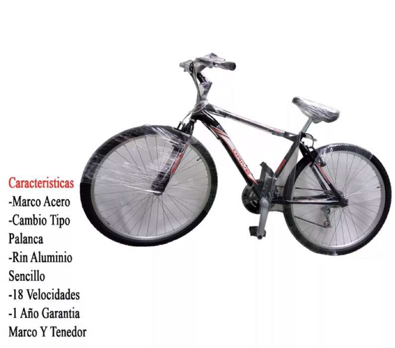 Bicicleta Todoterreno Montaña Drive 18 V Rin 26 Bucaramanga