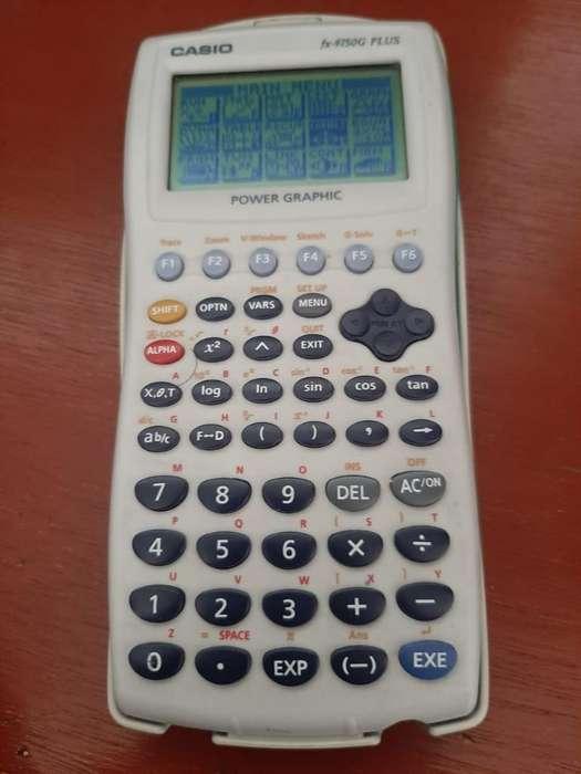 <strong>calculadora</strong> Casio Grafica 50 Soles
