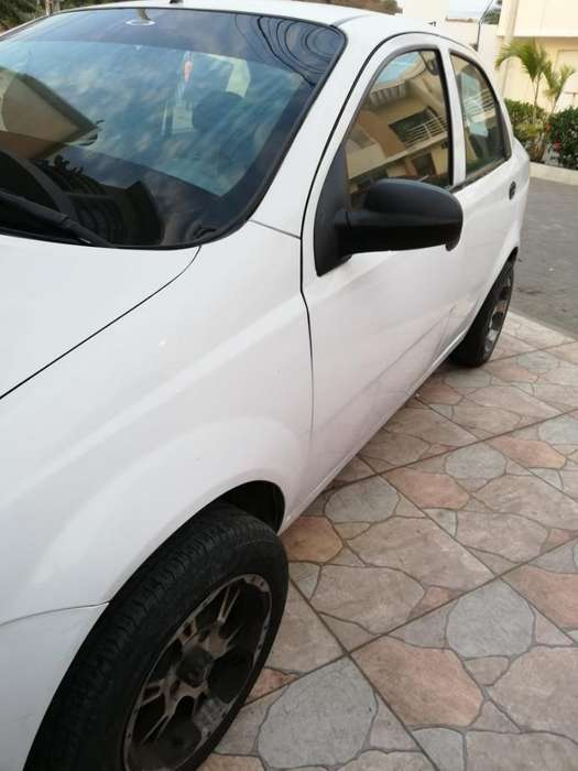 Chevrolet Aveo 2008 - 100000 km