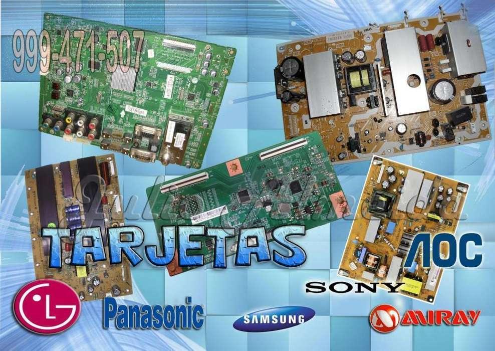 TARJETAS DE REPUESTO PARA <strong>televisor</strong>ES MODERNOS