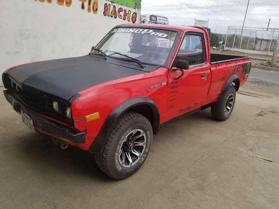 Datsun 1500 Mexicana Del 79