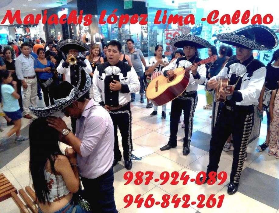 MARIACHIS CHARROS Telf. 987924089 SERENATAS Alegres, Super BAILABLES en LIMA y EL CALLAO eventos cumpleaños fiestas