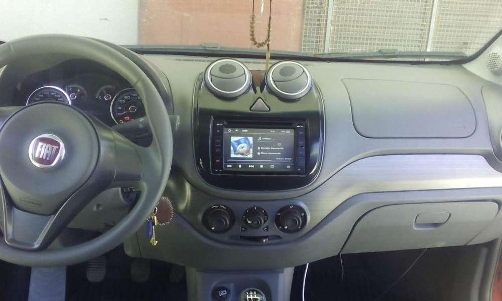 <strong>fiat</strong> PALIO Estereo CENTRAL MULTIMEDIA STEREO PANTALLA Gps Android Bluetooth