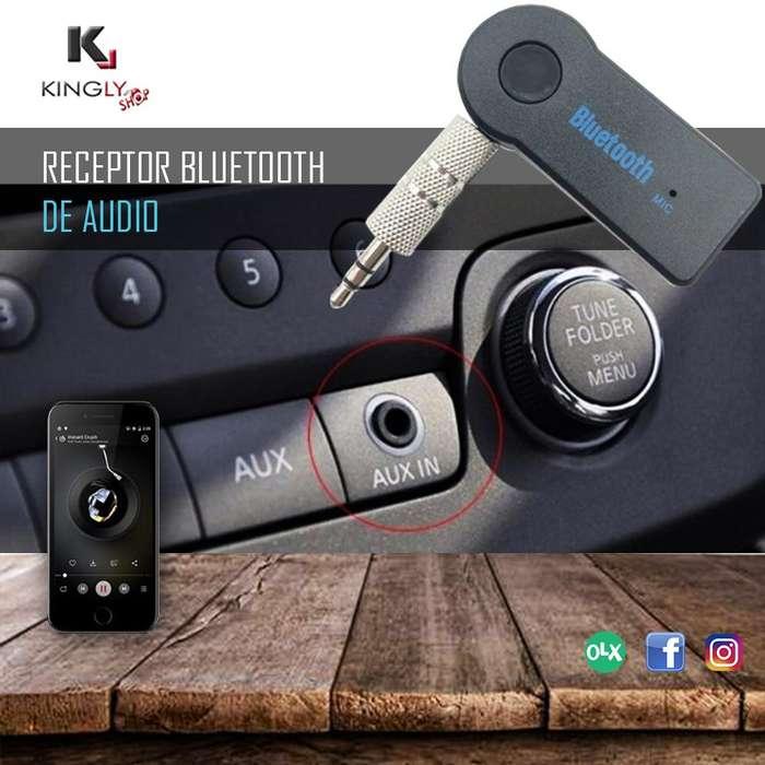 Receptor de Audio <strong>bluetooth</strong> Tienda virtual en Trujillo Accesorios Trujillo Kingly Shop