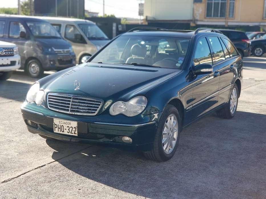 Mercedes-Benz Clase C 2002 - 71000 km