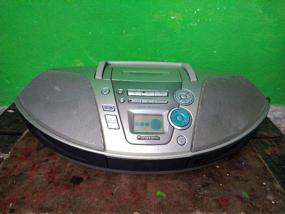Grabadora de Cd Radio