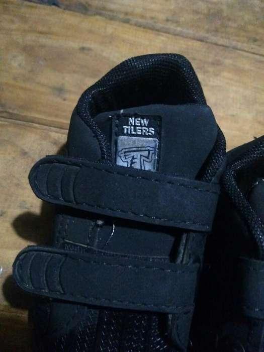 Zapatillas New Tillers
